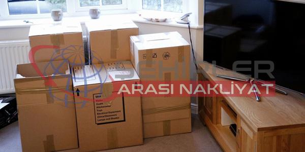 Ankara Nevşehir arası nakliyat firmaları