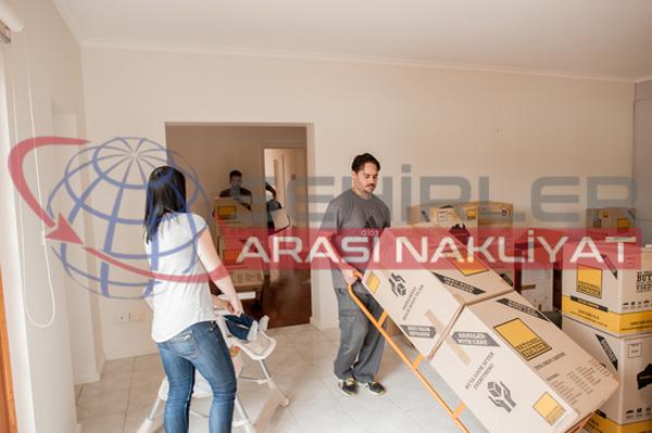 Ankara Bitlis arası nakliyat firmaları