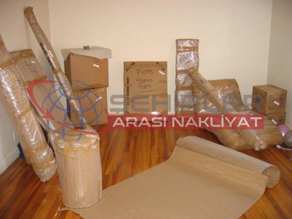 Ankara Tokat Arası Nakliye Fiyatları