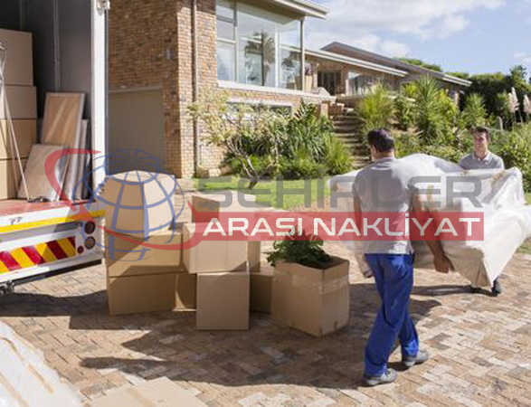 Ankara Alanya Arası Parça Eşya Taşımacılığı