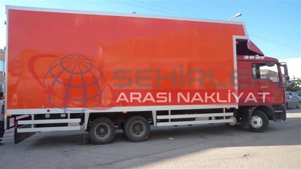 Ankara Trabzon Arası Nakliyat Firmaları