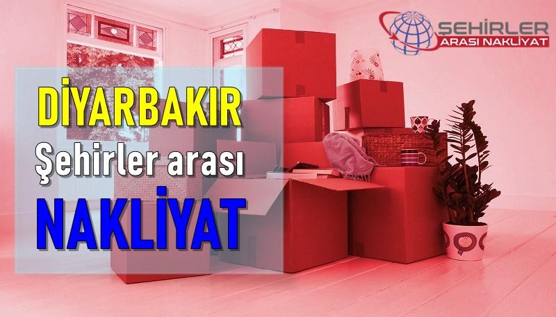 Diyarbakır Şehirler arası Nakliyat Fiyatları