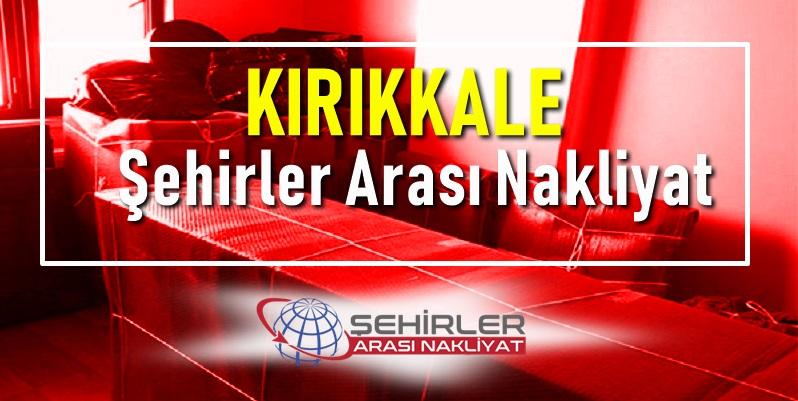 Kırıkkale Şehirler Arası Nakliyat