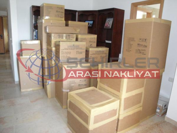 Ankara Uşak arası nakliye fiyatları