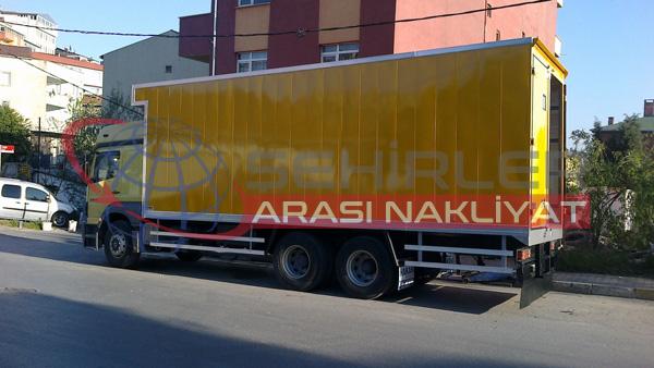 Ankara Sivas Arası Nakliyat Firmaları