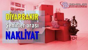 Diyarbakır şehirler arası nakliyat