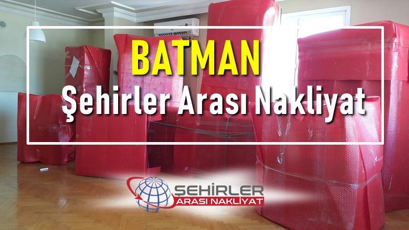 Batman Şehirler Arası Nakliyat